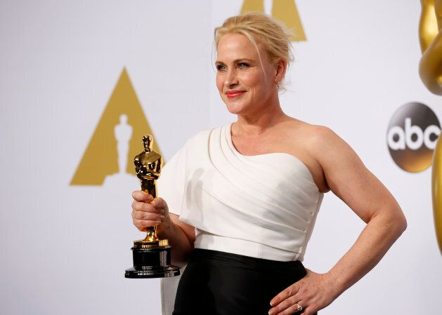 Patricia Arquette at the 87th Academy Awardson Feb. 22, 2015.