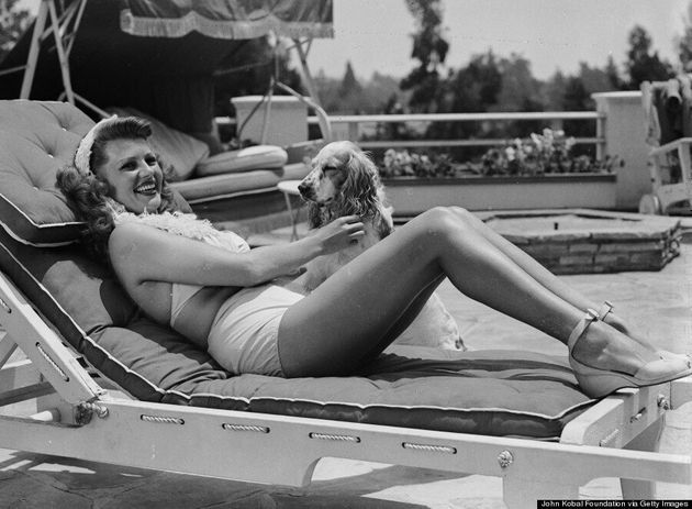 15 Times Rita Hayworth Was A Total Babe