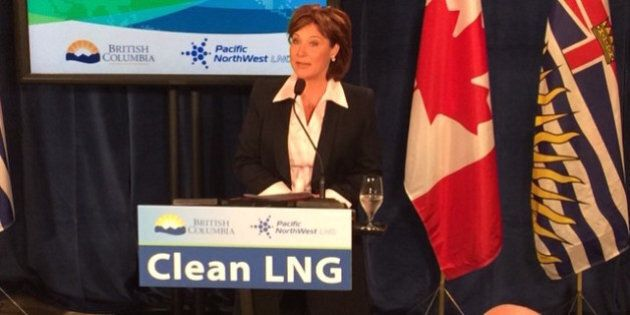 B.C. LNG Deal With Petronas Moves Forward On Project Near Prince