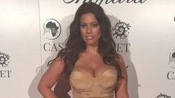 Ashley Graham Makes Her Cannes
