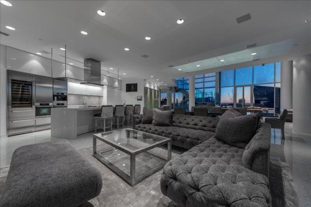 Daryl Katz Lists Vancouver Penthouse Condo For $38