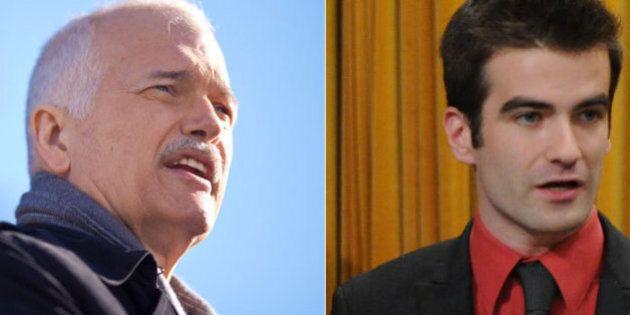 Jack Layton's Death Made NDP Stronger, Matthew Dubé