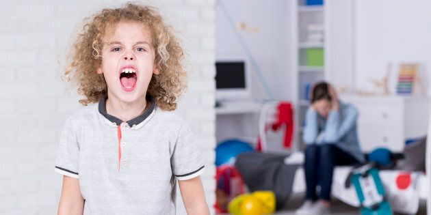 Teaching Your Child To Not Talk Back: Flip The