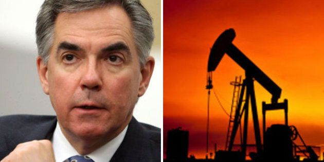 Prentice Concerned By Oil Prices, But Says Alberta's In Good