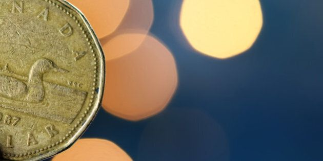 Loonie Loses 2 Cents U.S. As Commodity Prices