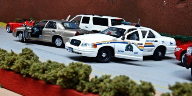 Royal Canadian Mounted Police Gendarmerie royale du Canada1/43 scale First Response Replicas RCMP GRC...