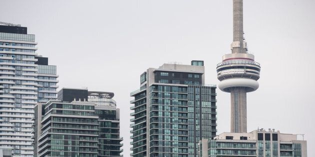 The median price of condos increased faster than any other housing type found one report.(Bernard Weil/Toronto...