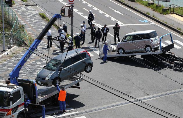 아동 2명 사망한 사건으로 일본에서 '우회전 신호'를 만들자는 의견이