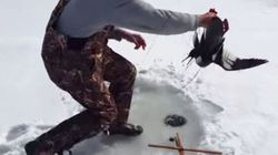 WATCH: What An Ice