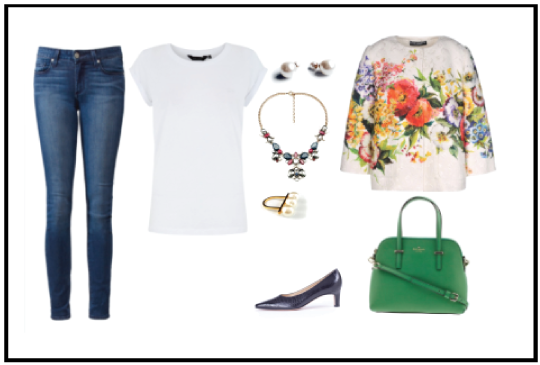 5 Ways to Style a Plain White T-Shirt to Match Your