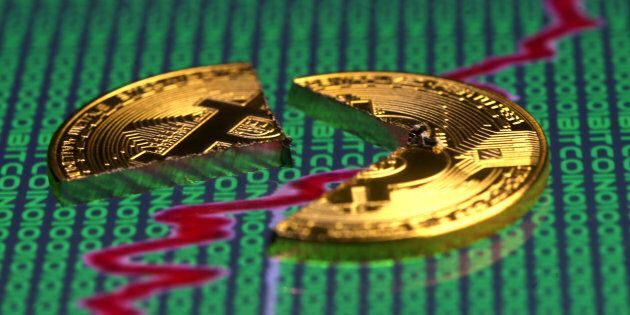 The government's tough stance triggered a selloff of the cryptocurrency on both local and offshore