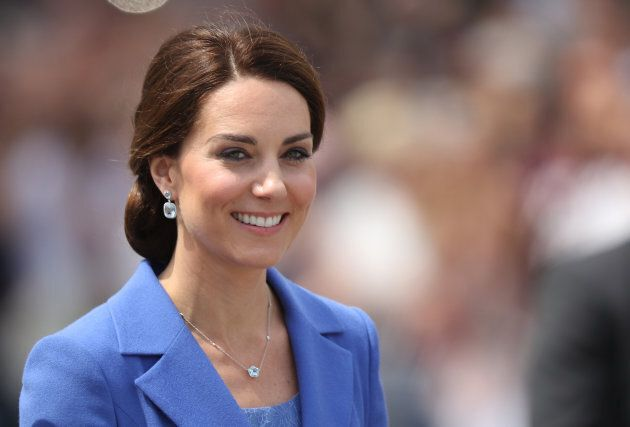 The Duchess of Cambridge in Germany on July 19, 2017.