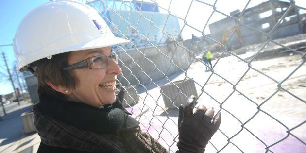 CAMH president and CEO Dr. Catherine Zahn is pictured in this March 26, 2010 file