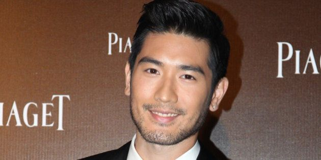 Godfrey Gao handsome