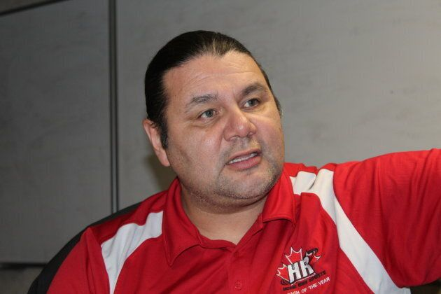 David Muswaggon is a member of Pimicikamak Okimawin's executive council. He's the official responsible...