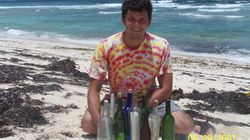 Why This 'Message In A Bottle Hunter' Is Obsessed With His 'Magical'
