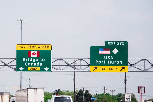 The U.S. Border Feels Like Hostile Territory To Canadians Like