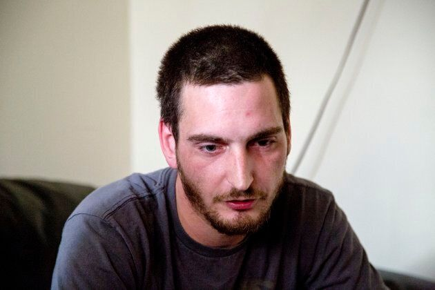 Gary Willett Jr, pictured here, was taken by Gary Willett and was told that he was his