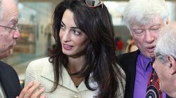 Amal Clooney Channels Jackie