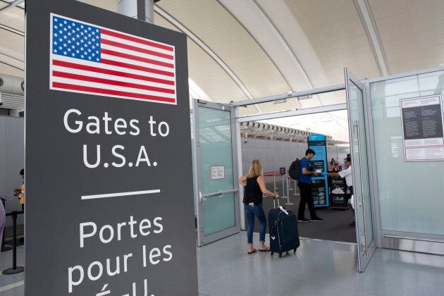 The Government Is Spreading Falsehoods About The Preclearance