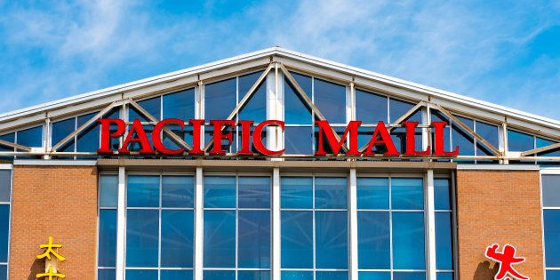 Pacific Mall is an Asian shopping centre in Markham,