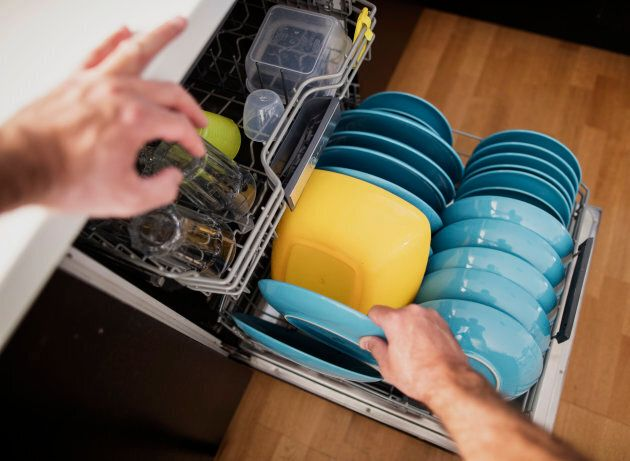 Your Dishwasher Is Probably Crawling With Bacteria And