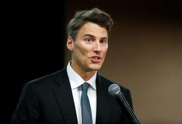 Vancouver Mayor Gregor