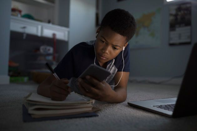 Here's How To Turn Homework From A Burden Into A Learning