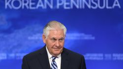 Tillerson Calls Out Russia, China For Helping North