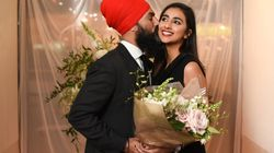 Jagmeet Singh Is Engaged (For Real This