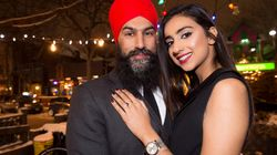 Jagmeet Singh Opens Up About Very Public