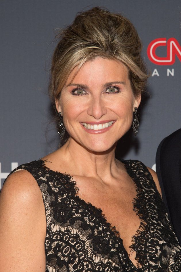 CNN Journalist Ashleigh Banfield attends the 11th Annual CNN Heroes: An All-Star Tribute at American...
