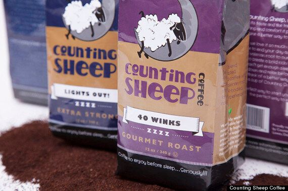 Counting Sheep Coffee Actually Makes You