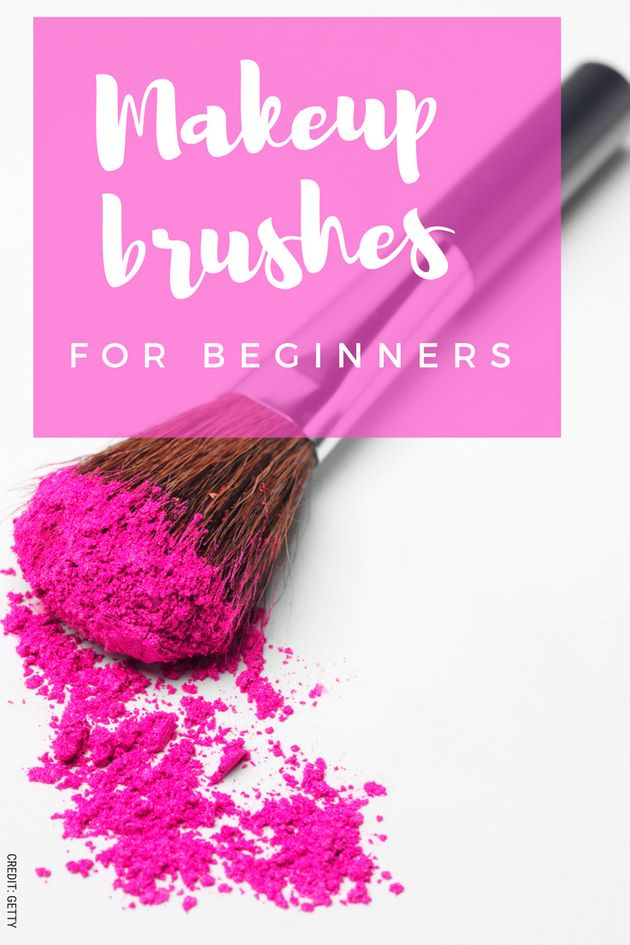 Beginner Makeup Brushes Every Beauty Fanatic Needs In Their