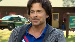 Rob Lowe Plays A Justin Trudeau-Like Mayor In 'Super Troopers