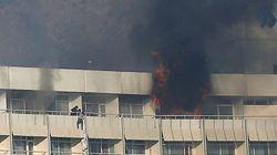 Taliban Militants Kill 18 In Siege On Kabul