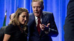 Ill Will Between Canada, U.S. Threatens To Unhinge NAFTA Talks: