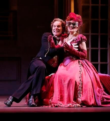 A Night at the Opera with Harper: Die Fledermaus and Masked