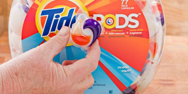 Procter & Gamble says it's working to stop
