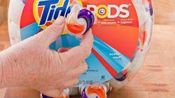 CEO Says Company Scrambling To Stop 'Tide Pod