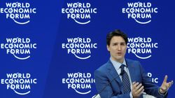 Trudeau Throws Support Behind #MeToo In Davos