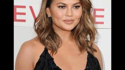 Chrissy Teigen Inspires Grey-Hair Selfies With Just One