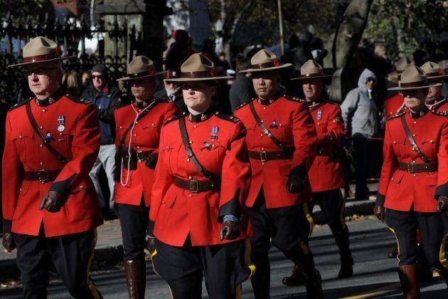 Remembrance Day ceremonies in Halifax on Nov. 11,