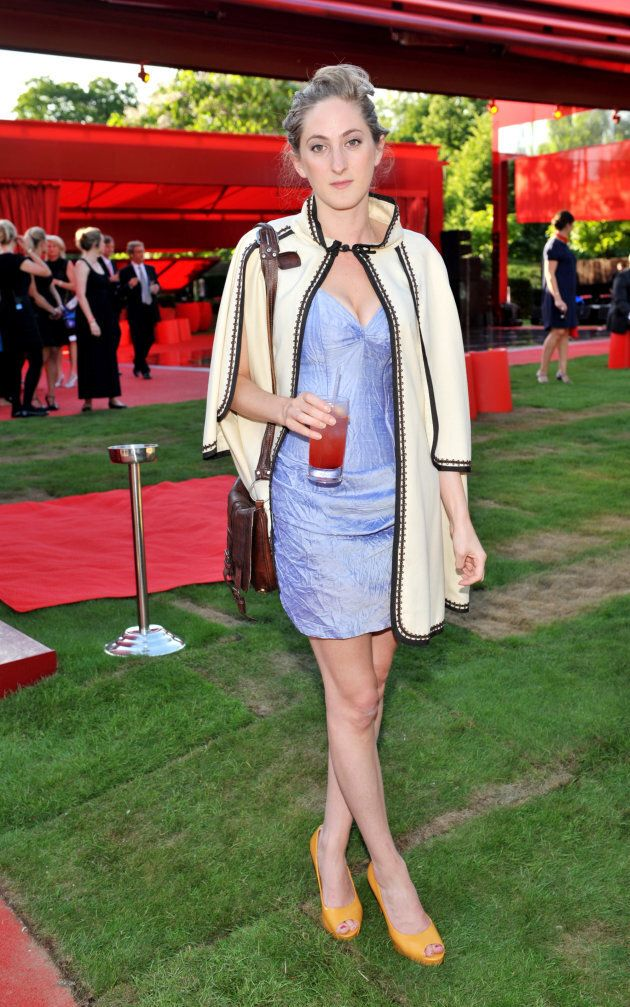 Violet Von Westenholz at the annual Serpentine Gallery summer party on July 8, 2010 in London, England.