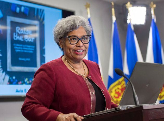 Avis Glaze, a school administration consultant, releases her report with recommendations to improve Nova...