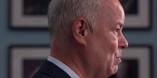 Jamie Baillie, leader of the Nova Scotia Progressive Conservative Party, announces his plan to step down...