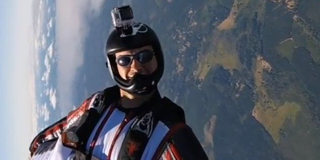 Calgary skydiver Aime-Jean St. Hilaire-Adam has died after an accident in