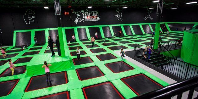 Extreme Air Park Visitor Dies After Injury At Richmond, B.C.