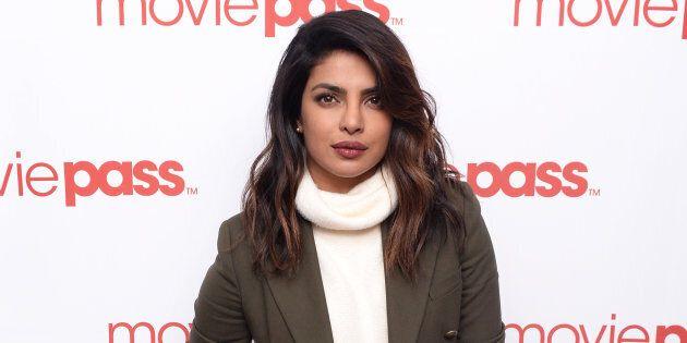 Priyanka Chopra at Sundance 2018 in Park City,
