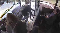 Le réflexe de cette conductrice de bus a sauvé cet
